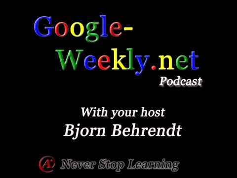 Google-Weekly.net Episode 3 - Veterans and Families