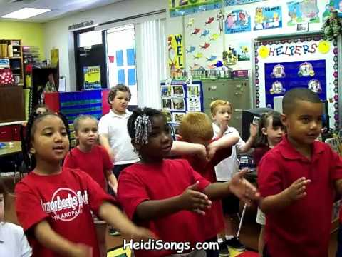 Follow the Rules Song - Music for Classroom Management