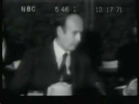 The Smithsonian International Monetary Negotiations of 1971