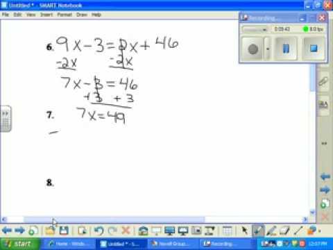 Lesson 5 Algebra 1