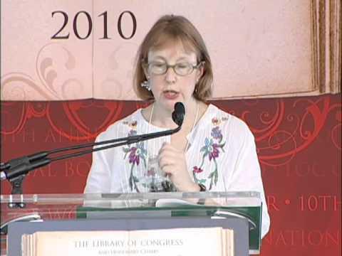 Julia Glass: 2010 National Book Festival