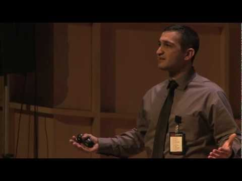 Building Momentum for Great Ideas: Stavros Michailidis at TEDxGramercy