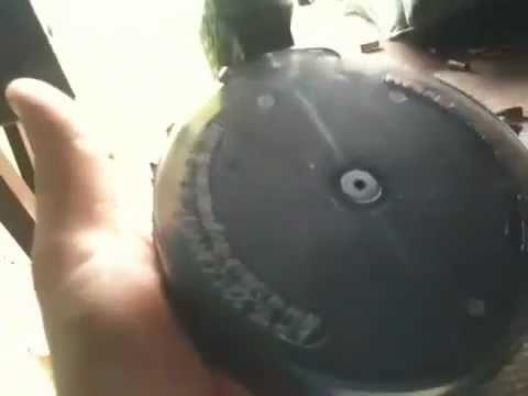 Blackdog machine 50 round drum part 1