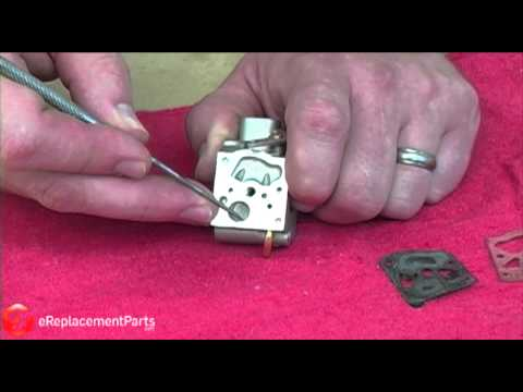 How to Rebuild a Two Cycle/Two Stroke Engine Carburetor