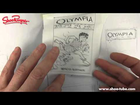How to be an illustrator - Olympia Covers Part 1