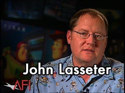 John Lasseter on THE PHILADELPHIA STORY