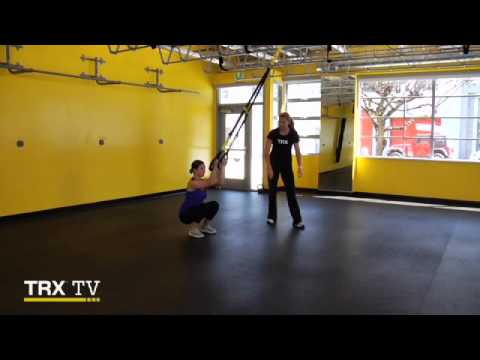 TRX TV: September Featured Movement: Week 1