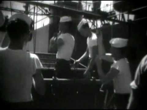 Operation Crossroads Atom Bomb Tests Bikini Atoll (1946)