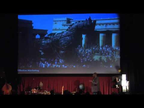 """TEDxChapelHill - Jon Gosier -  """"Not an innovation - crowdsourcing & participation"""""""