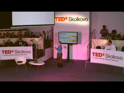 TEDxSkolkovo - Nina Dobrynchenko -TRESPASSERS W, or living school
