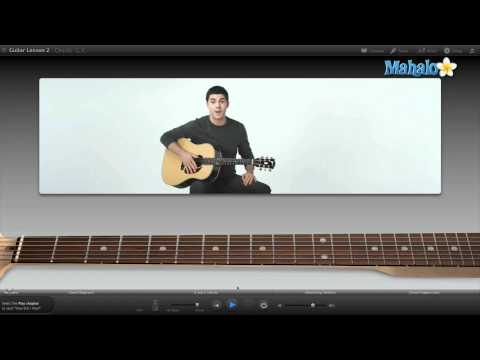 Learn GarageBand in 30 Days: Lessons Chords and Strumming