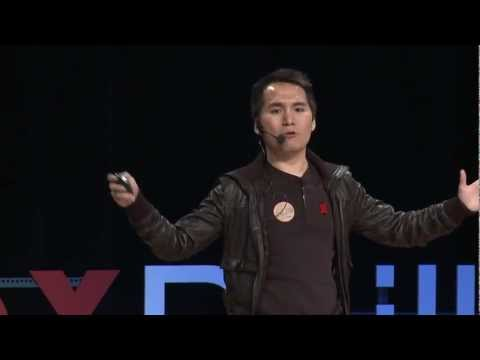 TEDxPhilly - Ethan Nguyen - On taking chances and pushing back against poverty