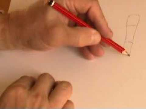 Drawing Basics - Part 2 Drawing With a Pencil - & an Eraser