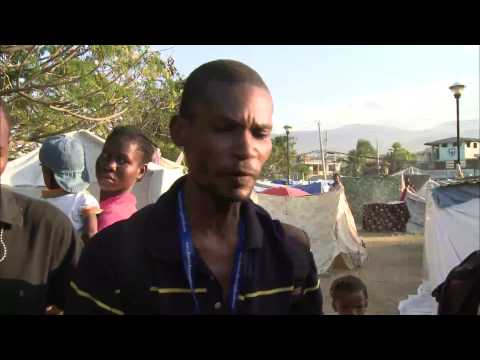Many Haitians Still Lack Basics as Rains Approach