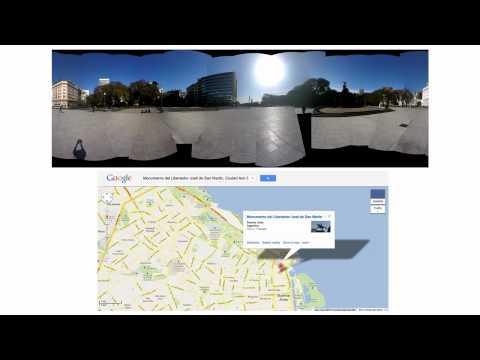 Google Maps API Street View Service