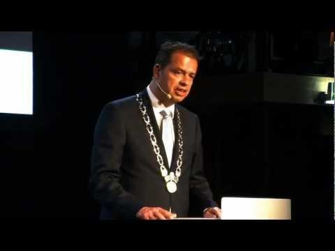 TEDxHaarlem - Jack van de Hoek - Haarlem City of Pioneers