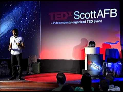"TEDxScottAFB - Marshall ""Soulful"" Jones - Love"