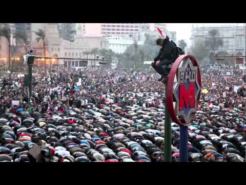 "FRONTLINE |  ""Revolution in Cairo"" 