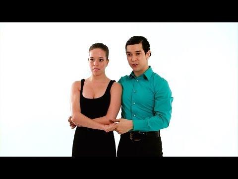 Merengue Dance Steps: Basket Step, aka Cradle Step | How to Dance Merengue