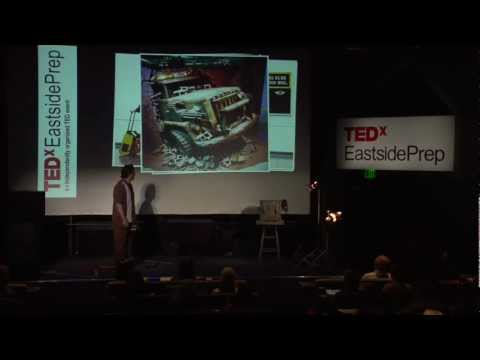 TEDxEastsidePrep - Mike Dillon - The Secret to Creativity