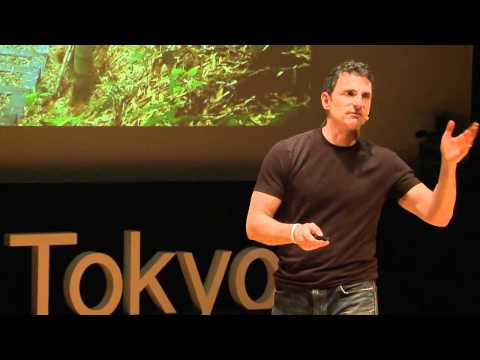 TEDxTokyo - ガー・レイノルズ - Lessons from the bamboo - [日本語]