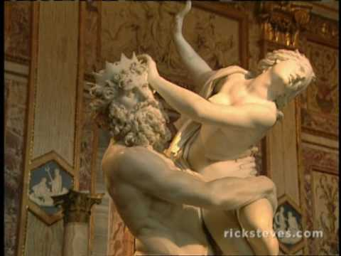Rome, Italy: Borghese Gallery
