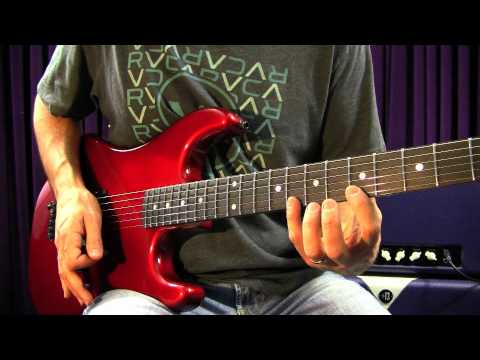 Whammy Bar and Harmonics Tricks