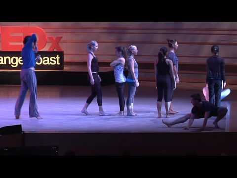 TEDxOrangeCoast - Lisa Naugle - Improvisational steps to break borders