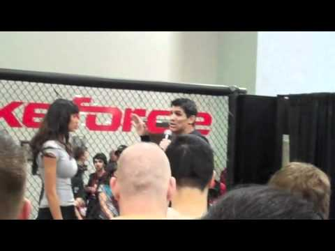 Frank Shamrock MMA Self Defense Tips