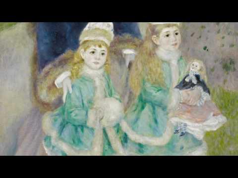 """Renoir, """"La Promenade"""""""