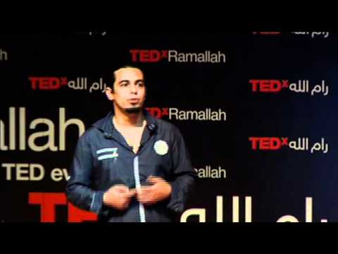 TEDxRamallah - Mohammad Khatib - Don't Listen to your Mom