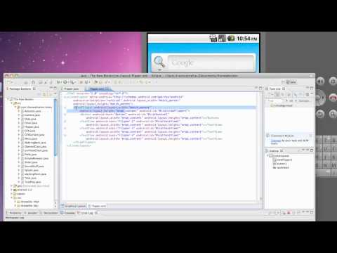 Android Application Development Tutorial - 94 - ViewFlipper Example