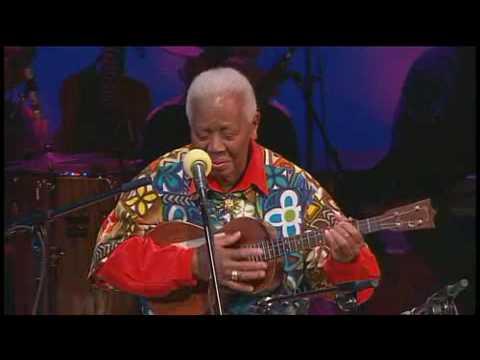 "Ella Jenkins performs ""I Know a City Called Okeechobee"""