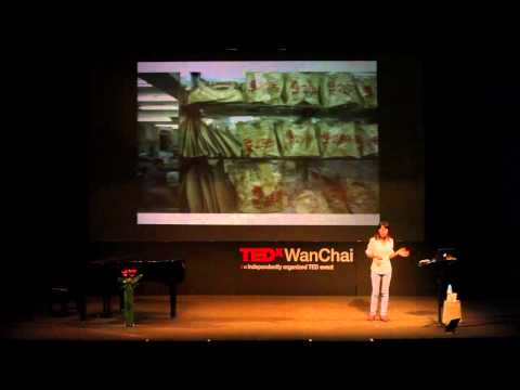 Sharks fin - what's all the fuss about? Bertha Lo at TEDxWanChai