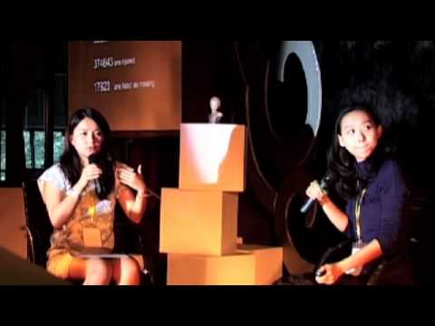 TEDxMFZU - Yang Yan - A conversation on animated series