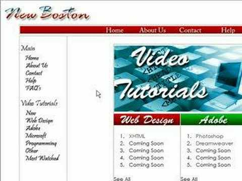 Web Design - 1 - Introduction to Web Design
