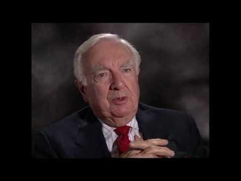 Walter Cronkite: On JFK's Assassination