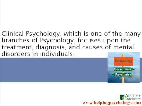 Clinical Psychology Degree Program