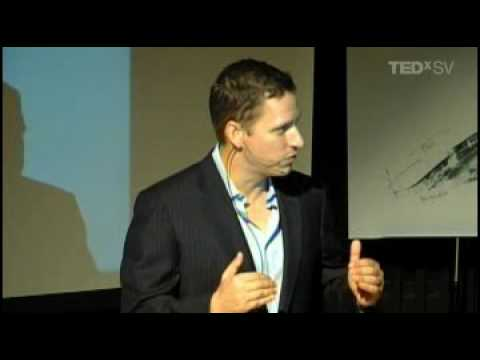TEDxSiliconValley - Peter Thiel - 12/12/09