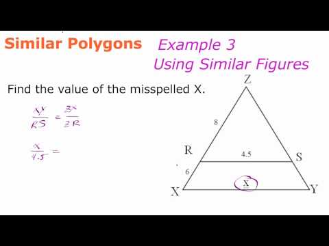 Similar Polygons | Geometry How to Help