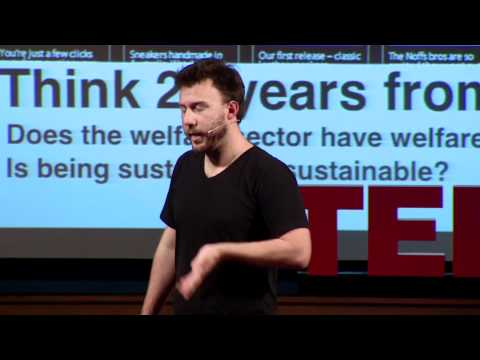 TEDxCanberra - Matt Noffs - Street kids and cane toads