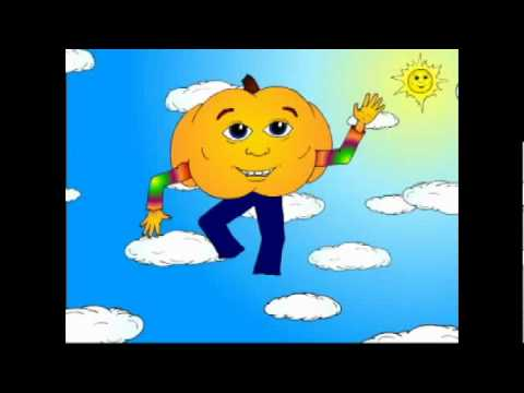 "Lesson 7: Body Parts - English Grammar Cartoon for Kids: ""I HAVE # BODY PARTS"" ?"" by Pumkin.com"