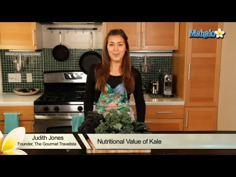 Nutritional Value of Kale