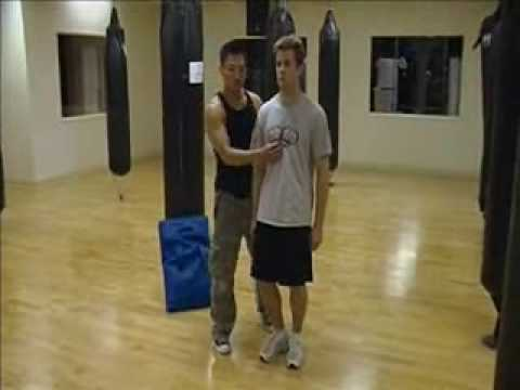 Wing Chun - Stop Kick (basics) part 1