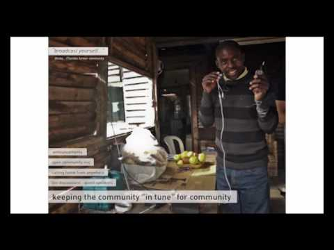 Hitchhiking open technology towards local ingenuity:  Martin Tai Lyhne Jensen at TEDxCapeTown