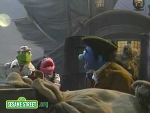 Sesame Street: Kermit News And Boston T Party