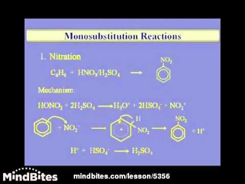 Organic Chemistry Lesson: Aromatics 2