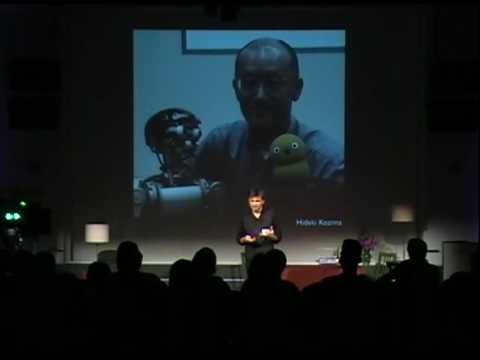 TEDxUniPittsburgh - Marek Michalowski - The Dance of Social Interaction