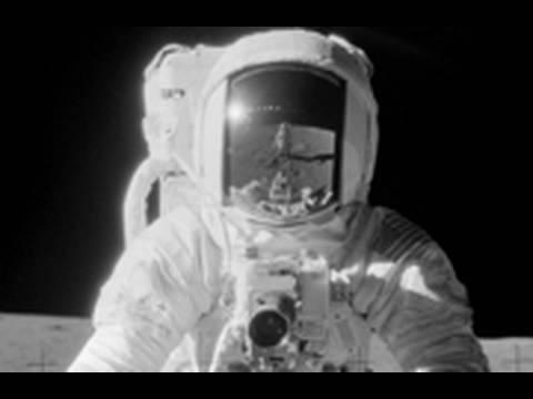 Apollo 12 on the Ocean of Storms