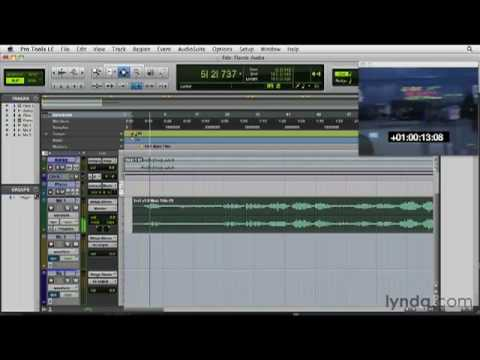 lynda.com Podcast Episode 201: Pro Tools 8: Film Scoring